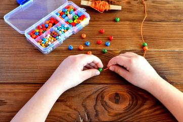 Zabawy sensoryczne dla przedszkolaka